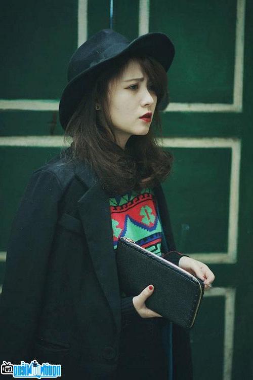 Một bức ảnh mới về Thanh Loan- Hot girl nổi tiếng Hà Nội- Việt Nam