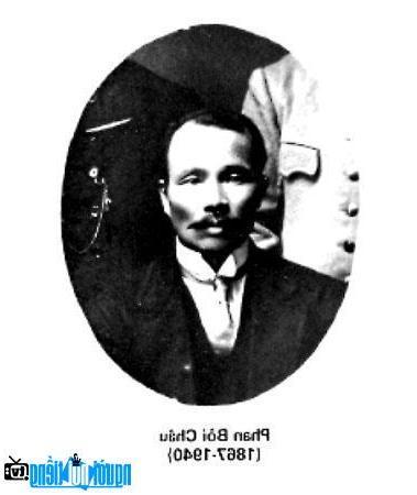 Chân dung Chính trị gia Phan Bội Châu khi còn trẻ