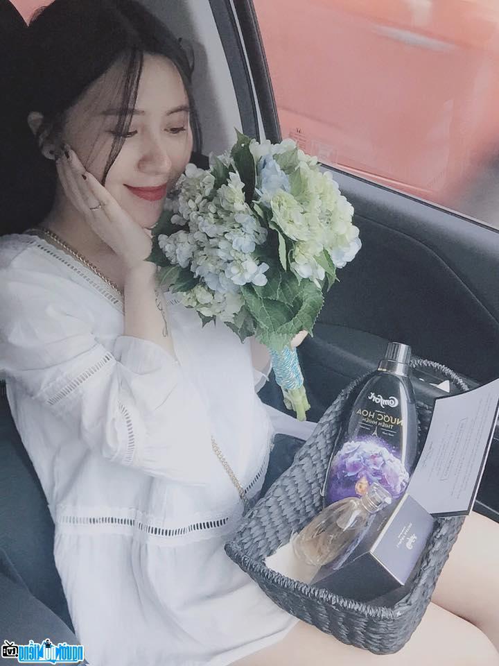 Ảnh chân dung của Hot girl Thanh Loan