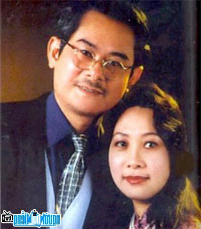 Nghệ sĩ nhân dân Phương Thanh cùng chồng - Diễn viên nghệ sĩ ưu tú Nguyễn Anh Dũng