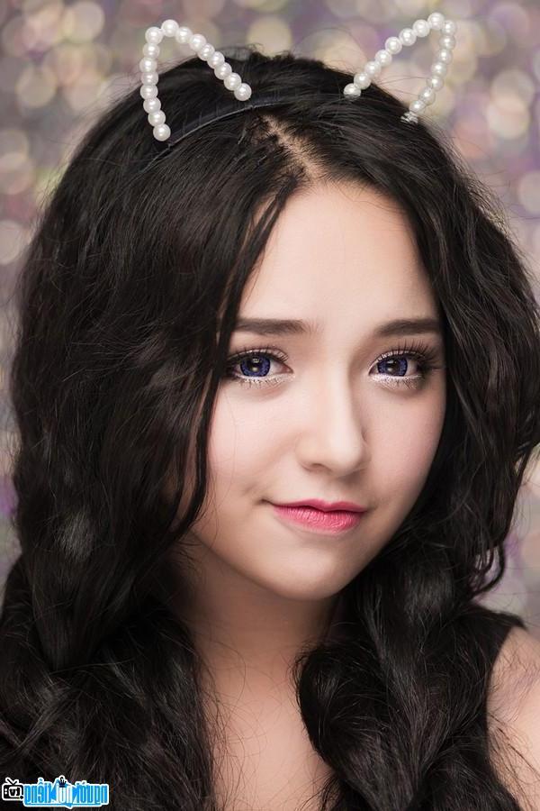 Một bức ảnh mới về Trinh Tây- Hot girl nổi tiếng Hà Nội- Việt Nam