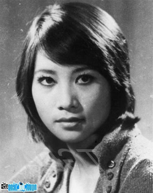 Hình ảnh thời trẻ của nữ diễn viên Phương Thanh