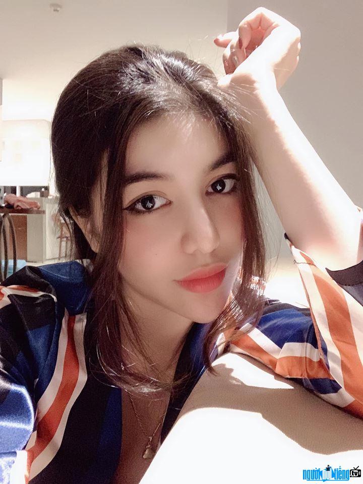 Hot girl Võ Ngọc Thảo