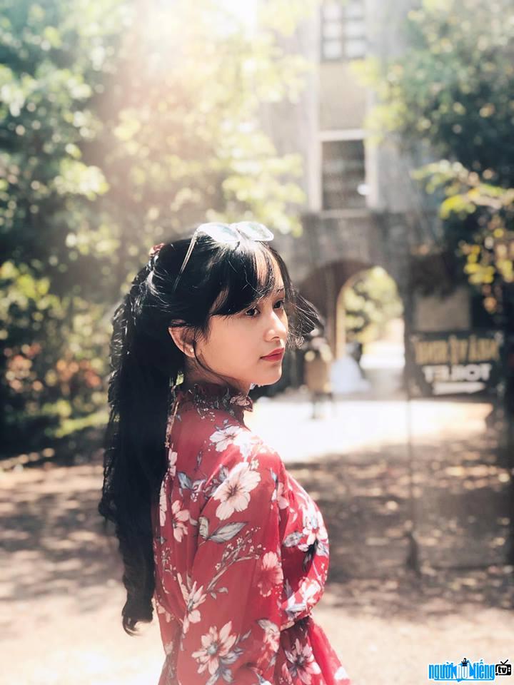 Facebook gái xinh Đà Nẵng: Trần Thị Mỹ Linh - Facebook