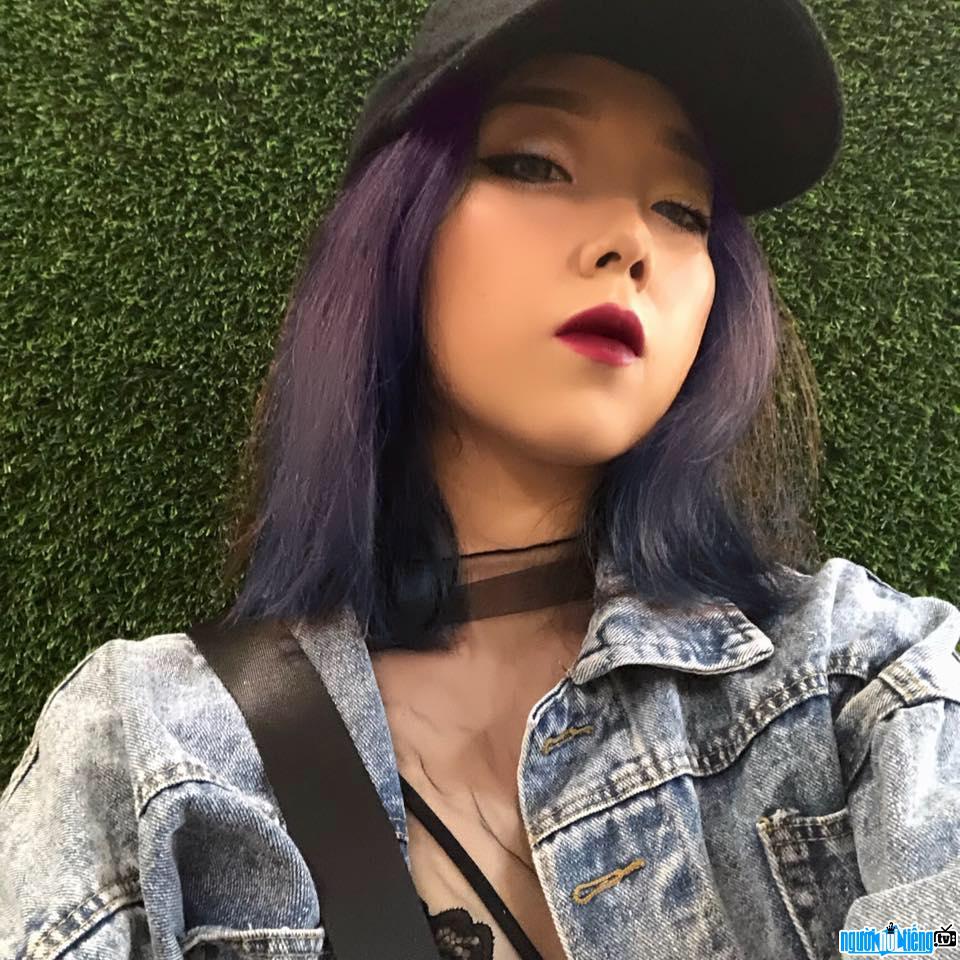 Chang Doran xinh đẹp cá tính