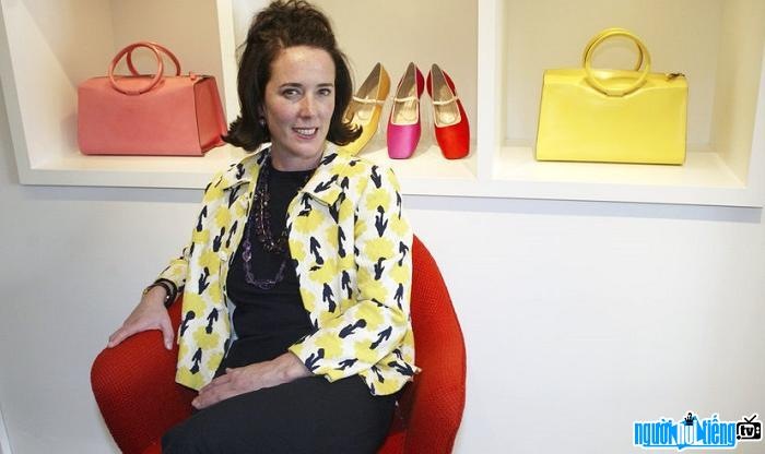 Nhà thiết kế thời trang Kate Spade mẹ đẻ của những chiếc túi được nhiều người ưa chuộng