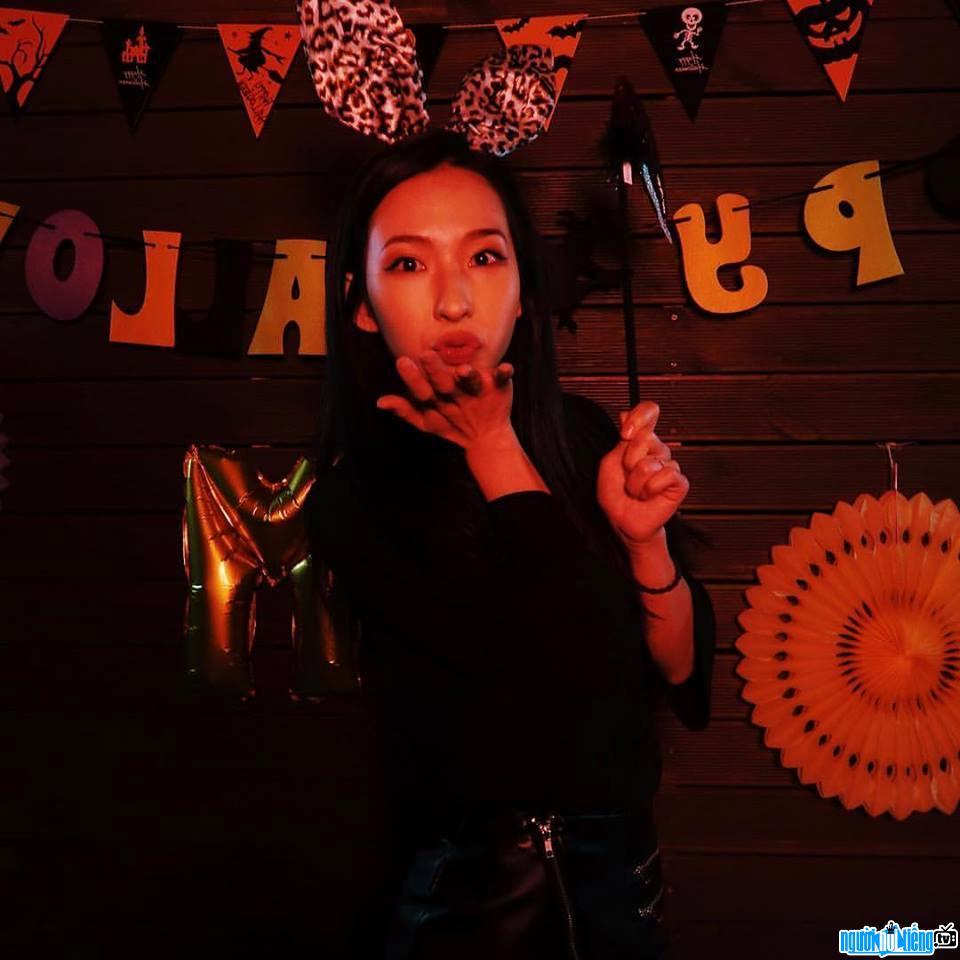 Hình ảnh mới nhất của nghệ sĩ dance Mina Myoung