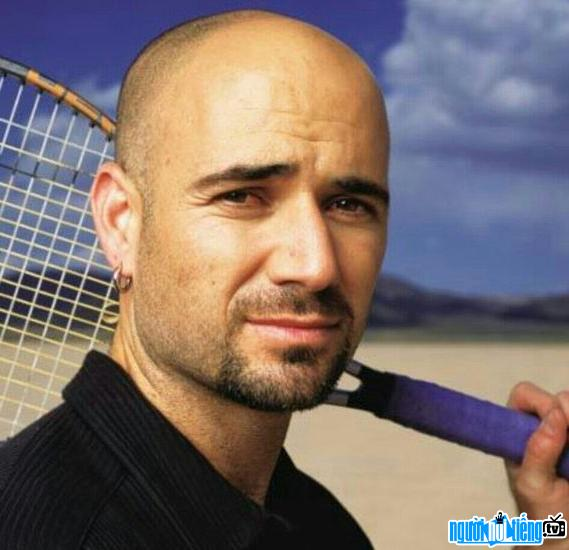 Ảnh của Andre Agassi