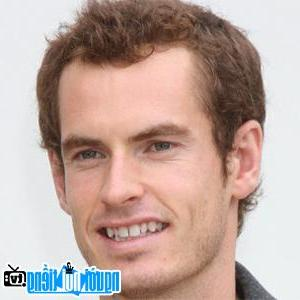 Chân dung VĐV tennis Andy Murray