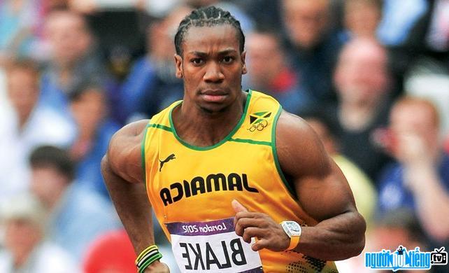 Yohan Blake là ngôi sao mới của điền kinh Jamaica.