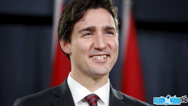 Chân dung Lãnh đạo thế giới Justin Trudeau