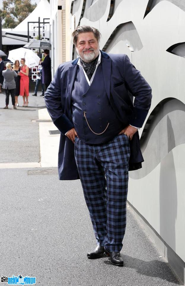 Matt Preston tại Melbourne Cup