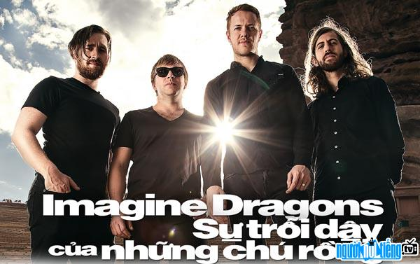 Ảnh của Imagine Dragons