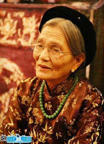 Nghệ nhân Nguyễn Thị Chúc