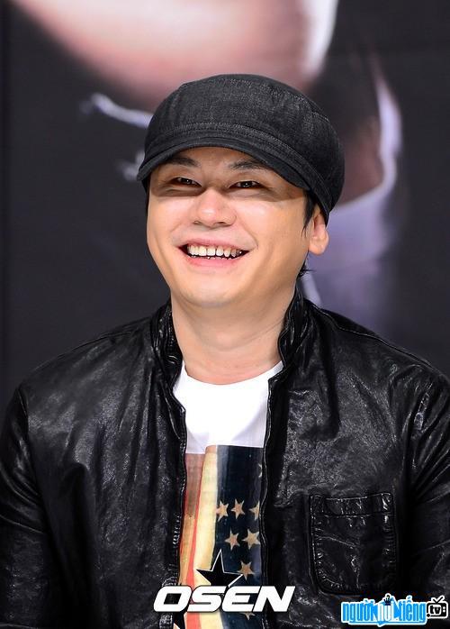 Hình ảnh mới nhất về CEO Yang Hyun-Suk
