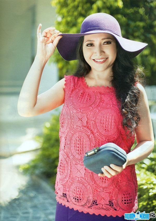MC Quỳnh Hương - hột mít hấp dẫn