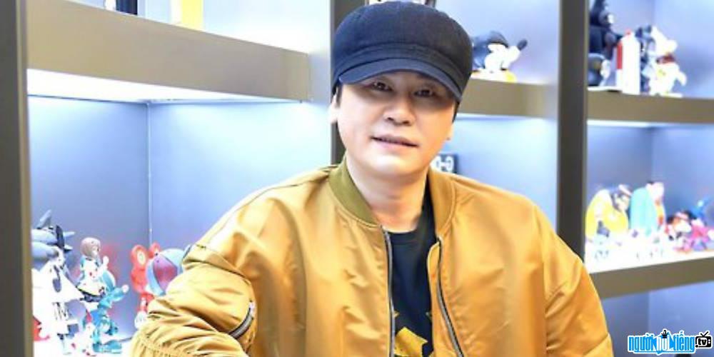 Yang Hyun-Suk- cựu thành viên nhóm nhạc Seo Taiji & Boys