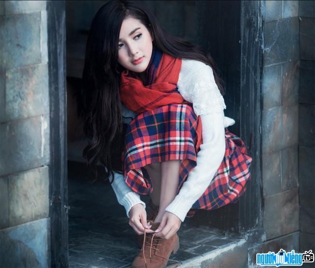 Hot girl Linh Napie được mời tham gia MV ca nhạc