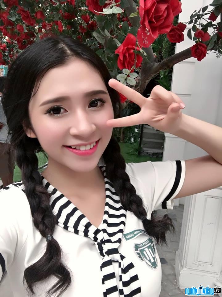 Ảnh chân dung hot girl Khổng Minh Thanh
