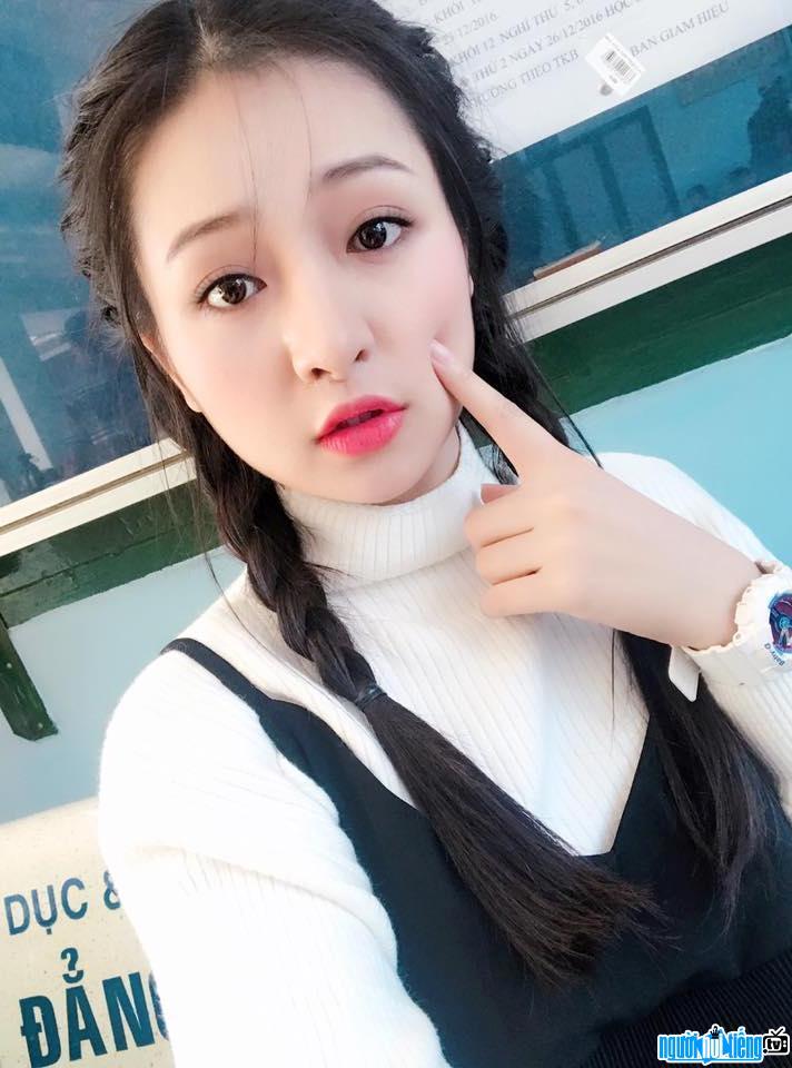 Hot girl Nguyên Yunie Lương