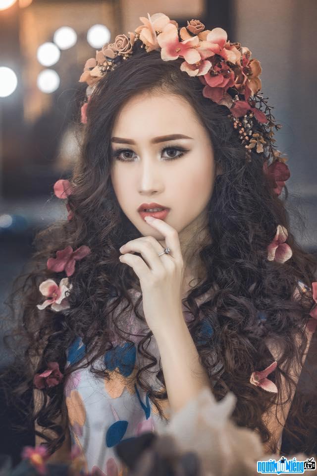 Ảnh Chân Dung Hot Girl Phạm Kim Cúc