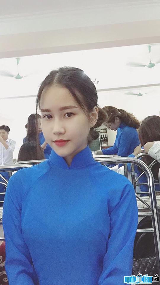 Hot Girl Phạm Kim Cúc Là Một Người Mẫu Ảnh Khá Nổi Tiếng Ở Hà Thành