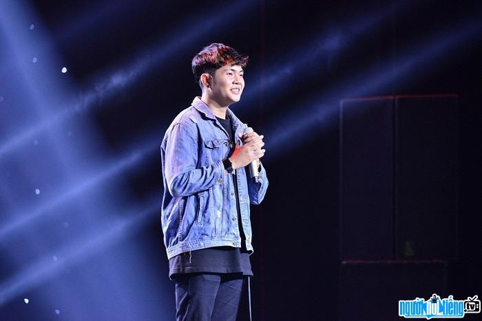 Ca sĩ Andiez Hoài Nam
