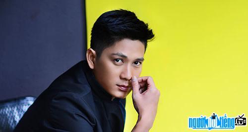Ảnh chân dung diễn viên Thái Chí Hùng
