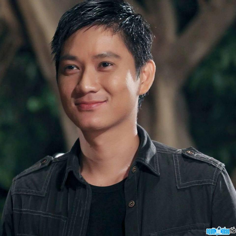 Một hình ảnh chân dung diễn viên Thái Chí Hùng