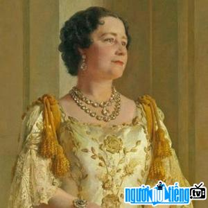 Ảnh Hoàng gia Elizabeth The Queen Mother
