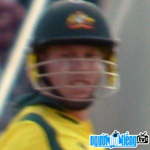 Ảnh VĐV cricket James Faulkner