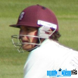 Ảnh VĐV cricket James Hildreth