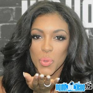Ảnh Sao Reality Porsha Williams