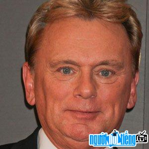 Ảnh MC game show Pat Sajak