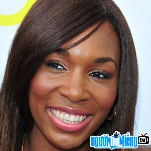 Ảnh VĐV tennis Venus Williams