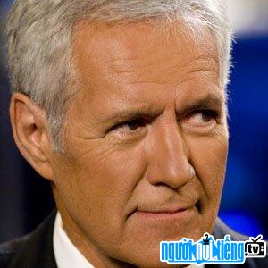 Ảnh MC game show Alex Trebek