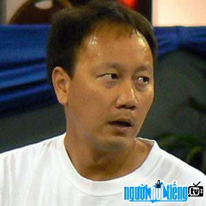 Ảnh VĐV tennis Michael Chang