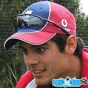 Ảnh VĐV cricket Alastair Cook