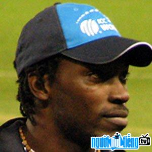 Ảnh VĐV cricket Chris Gayle
