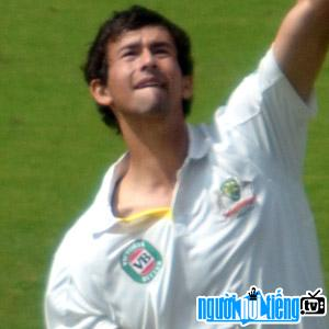 Ảnh VĐV cricket Ashton Agar
