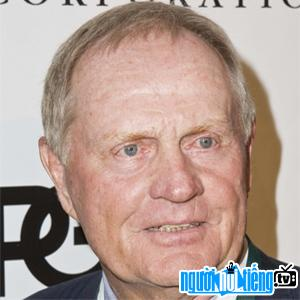 Ảnh VĐV golf Jack Nicklaus