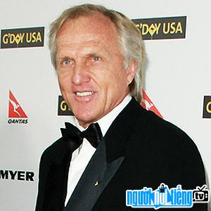 Ảnh VĐV golf Greg Norman