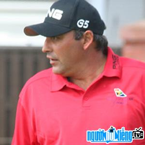 Ảnh VĐV golf Angel Cabrera
