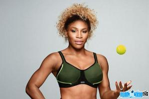 Ảnh VĐV tennis Serena Williams