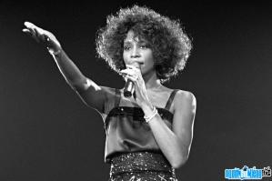 Ảnh Ca sĩ R&B Whitney Houston