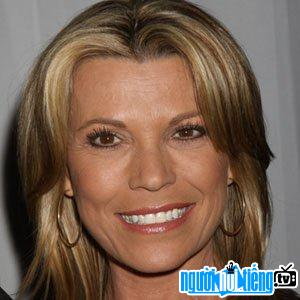 Ảnh MC game show Vanna White