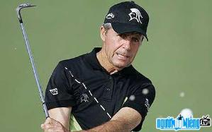 Ảnh VĐV golf Gary Player