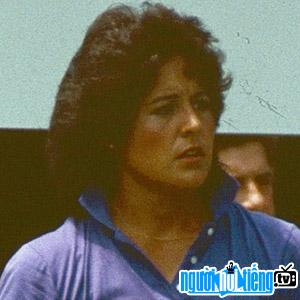 Ảnh VĐV golf Nancy Lopez