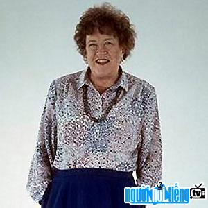 Ảnh Chef Julia Child