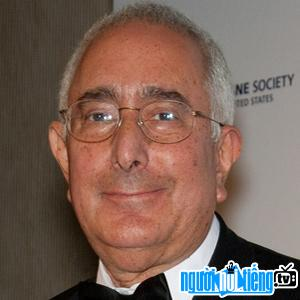 Ảnh MC game show Ben Stein